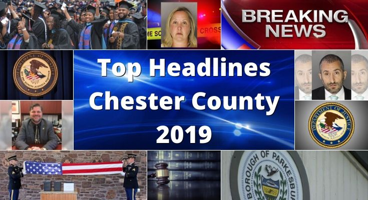 10 News Stories that Gripped Chester County in 2019