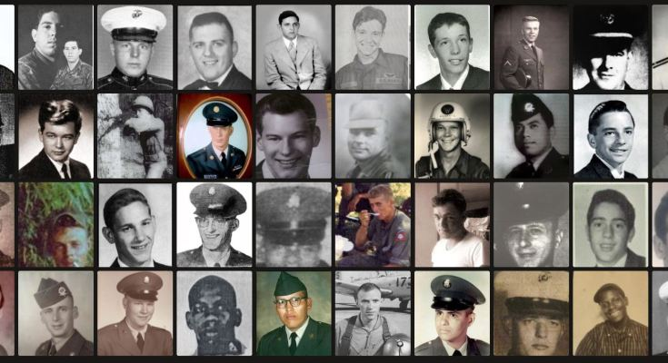 Photos of Pennsylvania American Heroes Who Died in Vietnam Located