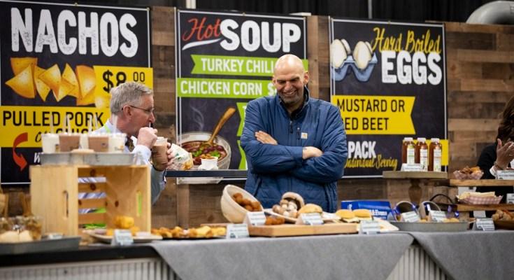 Lt. Governor, Agriculture Secretary Host First Taste of 2020 Farm Show Food Court Menu