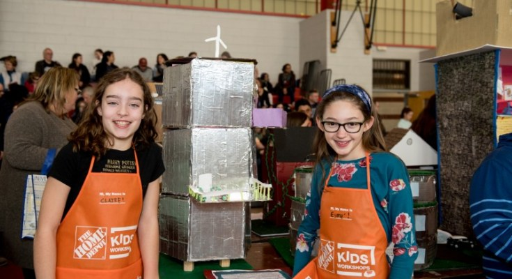 Seventeenth Annual 'Build A House…Build A Dream!' Contest for Kids March 21, 2020 at Church Farm School