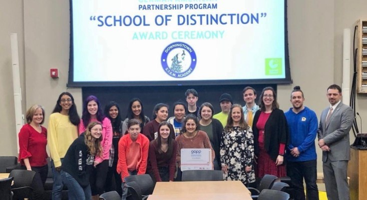STEM Academy Recognized with German American Partnership Program School of Distinction Award