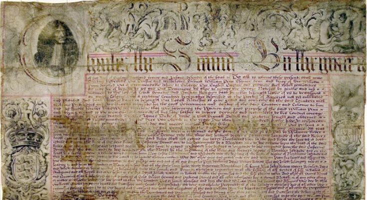 Celebrate Pennsylvania's Birthday with a Rare Display of William Penn's Original 1681 Charter