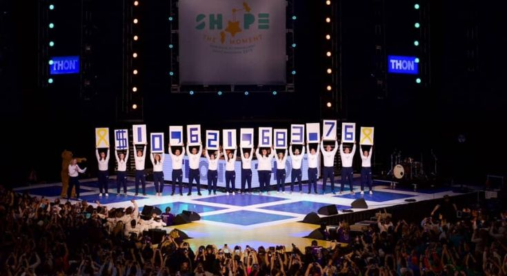 Killion Resolution Designating THON Week Approved By Senate