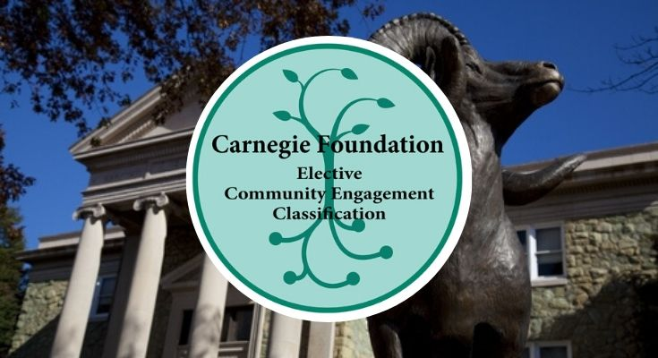 West Chester University Earns 2020 Carnegie Community Engagement Classification