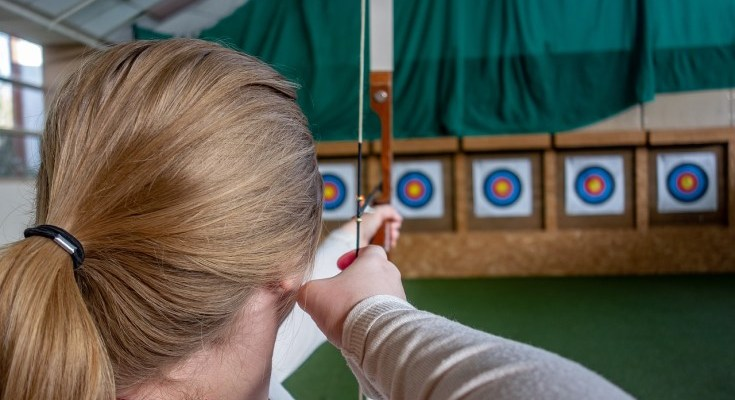 Qualifying Open for State Archery Tournament