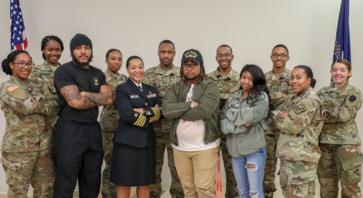 Lincoln University Ranks 6th Among Military Friendly® Schools