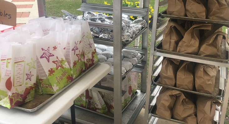 Downingtown Area School District Offers Meal Service to All Area Children