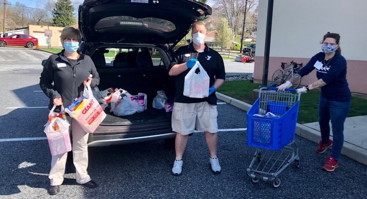 YMCA of Greater Brandywine Expands Food Distribution Across Chester County and Requests Donations from Community