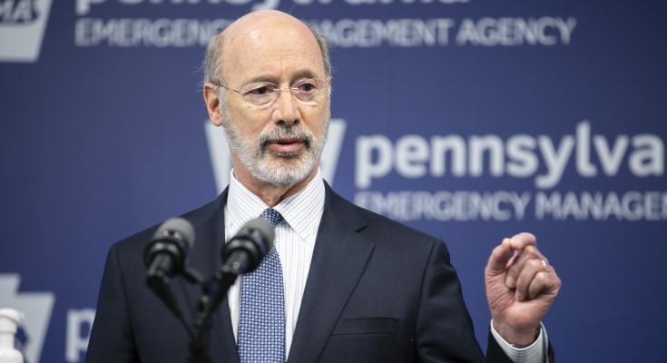 Gov. Wolf Addresses Protests, Provides Update on Commonwealth Response