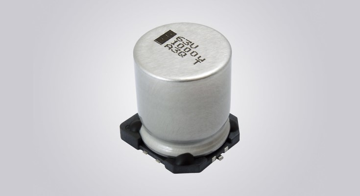 Vishay Intertechnology High Voltage, Automotive Grade Aluminum Capacitors Increase Design Flexibility, Reliability