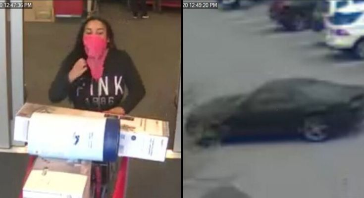 Police Hope You Can Identify Suspect in Theft from Target