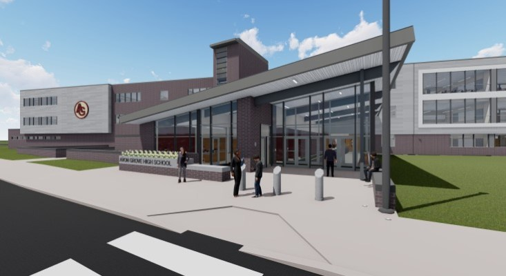 Board Awards Contracts for New Avon Grove High School