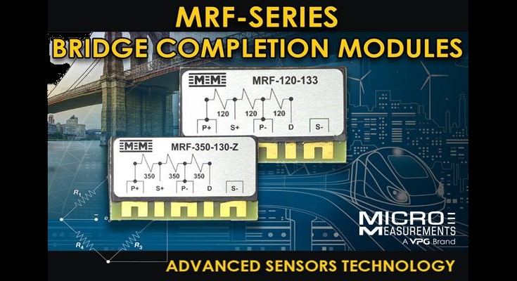 Micro-Measurements MRF Series Bridget Completion Modules