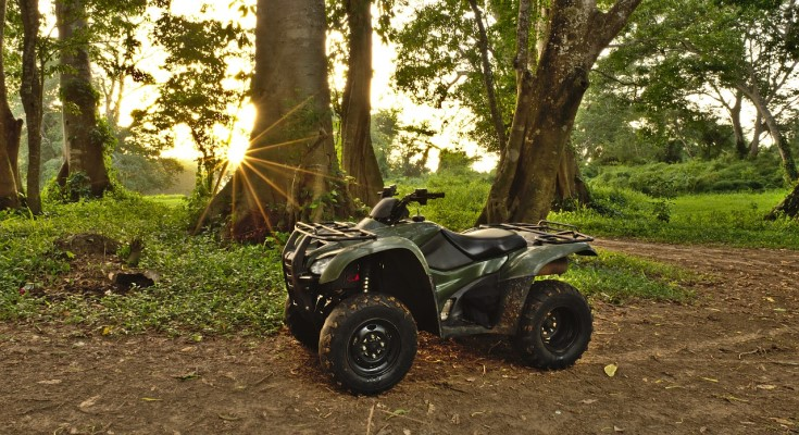 Commonwealth Announces Opening of ATV Trails in State Forests
