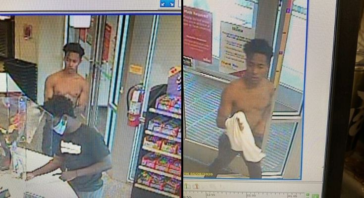 Police Seek Public's Help Identifying Theft from Motor Vehicle Suspect