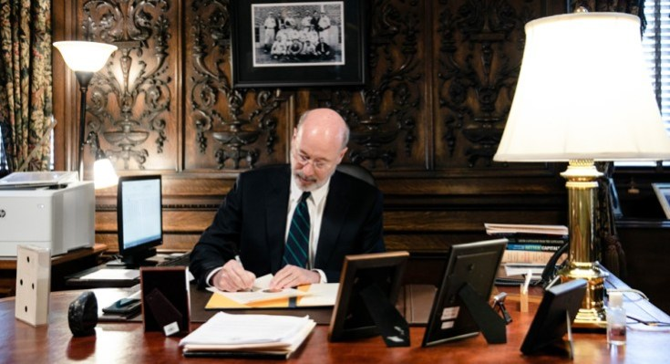 Governor Wolf Signs Law to Help Prepare for the General Election