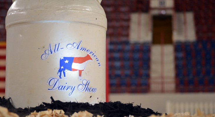 National All-American Dairy Show Cancelled