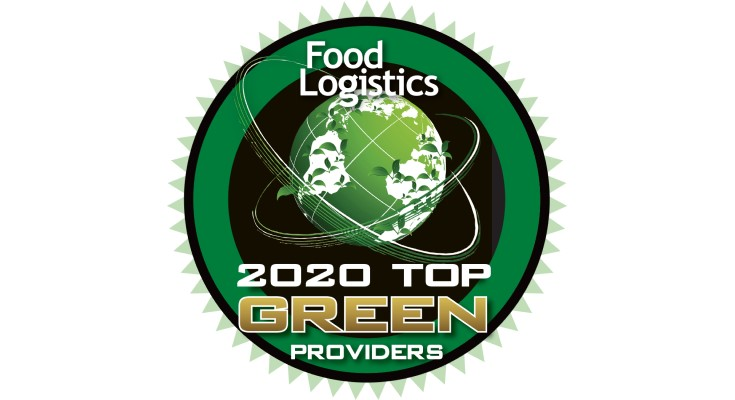 A. Duie Pyle Named to Food Logistics' 2020 Top Green Providers List