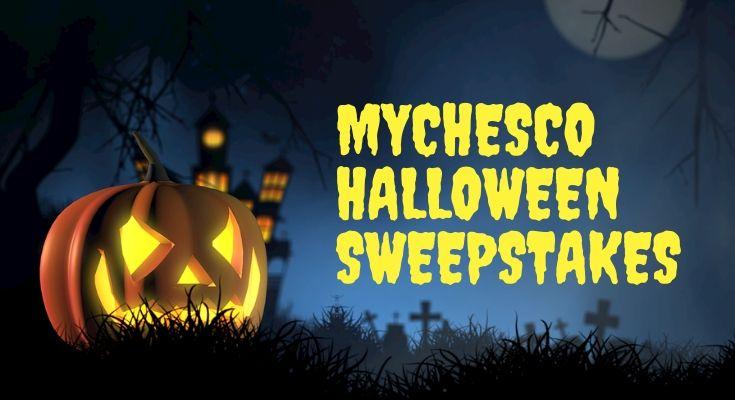 Halloween Sweepstakes
