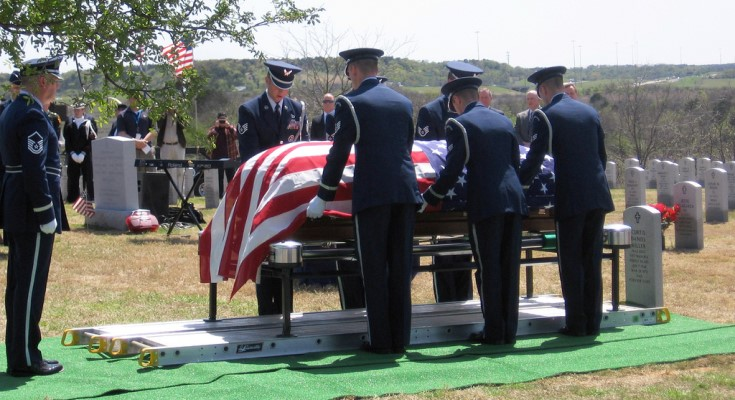 VA National Cemeteries Resume Committal and Memorial Services Halted by the COVID-19 Pandemic