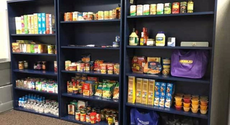 West Chester University's Resource Pantry Receives Gateway to Equity Award