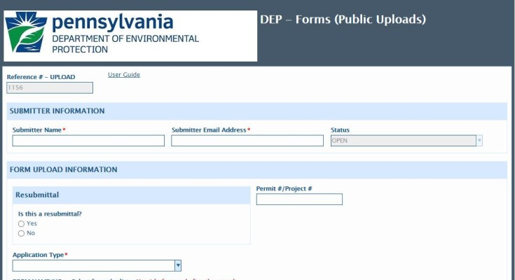 DEP Launches Expanded Online Permitting Options to Assist Businesses