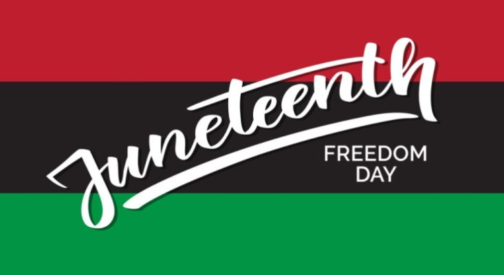 Dinniman Recognizes 155th Anniversary of Juneteenth