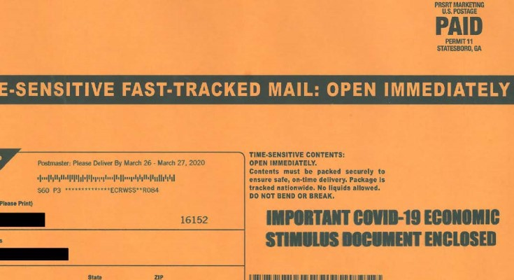 Marketer Used Deceptive COVID-19 Stimulus Mailers To Lure Consumers to Used Car Sales, FTC Alleges