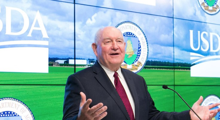 Secretary Perdue Announces Modernization Blueprint for the USDA Forest Service