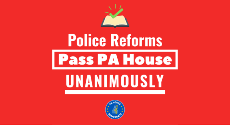 Police Accountability Legislation Advances with Shusterman's Support