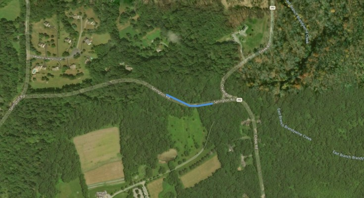 PennDOT Reopens Springton Road Bridge in Wallace Township, Chester County