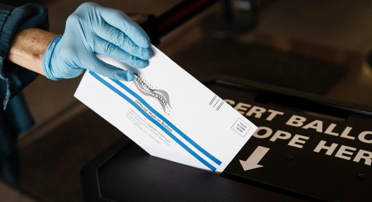 Commonwealth Will Provide Postage-Paid Return Envelopes with Mail and Absentee Ballots