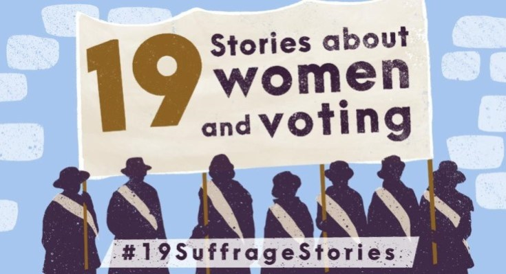 Smithsonian, Library of Congress and National Archives Are Counting Down to the Suffrage Centennial With #19SuffrageStories
