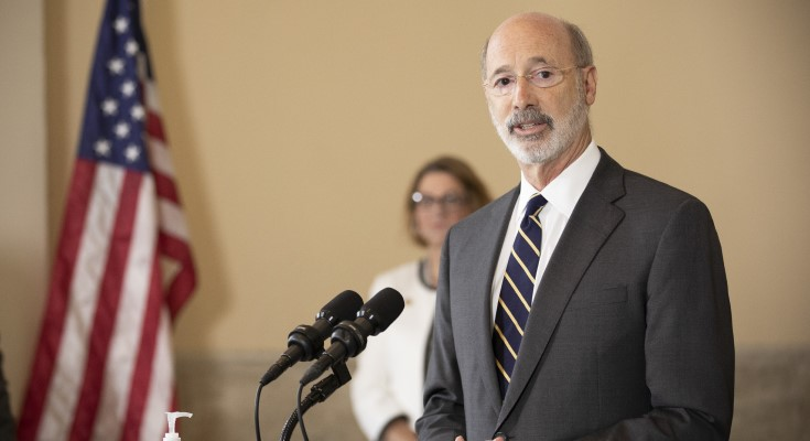 Governor Wolf Urges Legislature to Protect Homeowners and Renters from Eviction