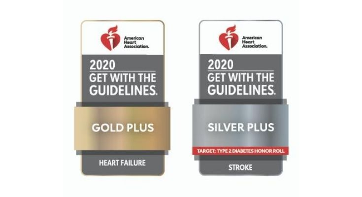 Local Hospitals Recognized for Cardiac and Stroke Care