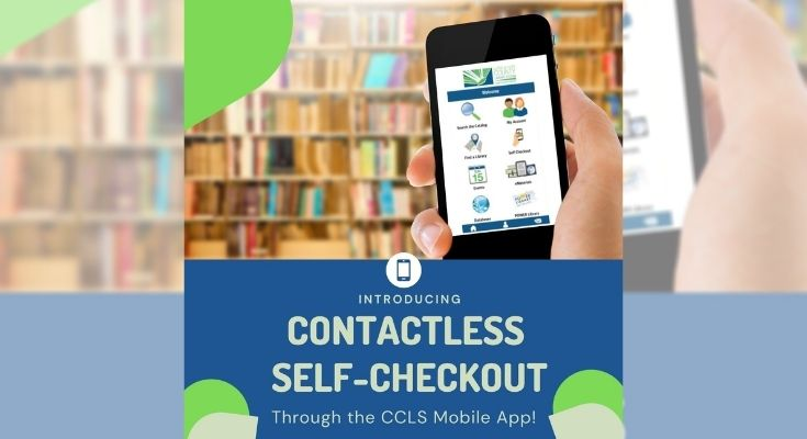 Chester County Library System Now Offering Contactless Self-checkout Experience