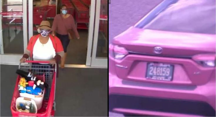 West Whiteland Police Search for Target Shoplifters