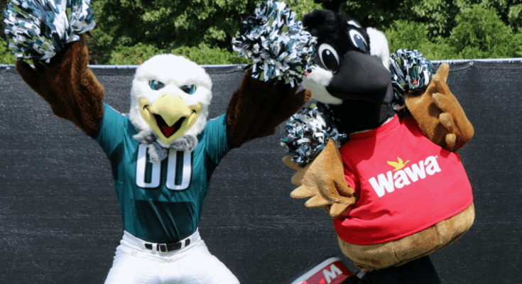 Wawa Continues as Official Hoagie of the Philadelphia Eagles