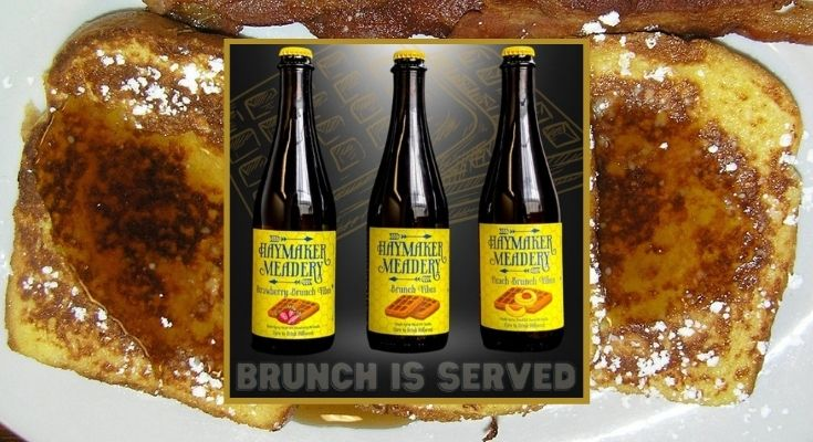 Discover Upper Reach Meadery's Special Collection of Brunch Inspired Meads on National French Toast Day and Small Business Saturday