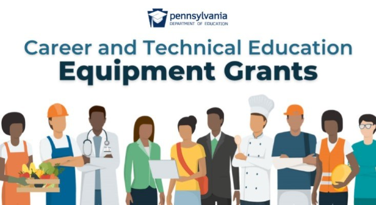Pennsylvania Awards Over $1 Million in Career and Technical Education Equipment Grants