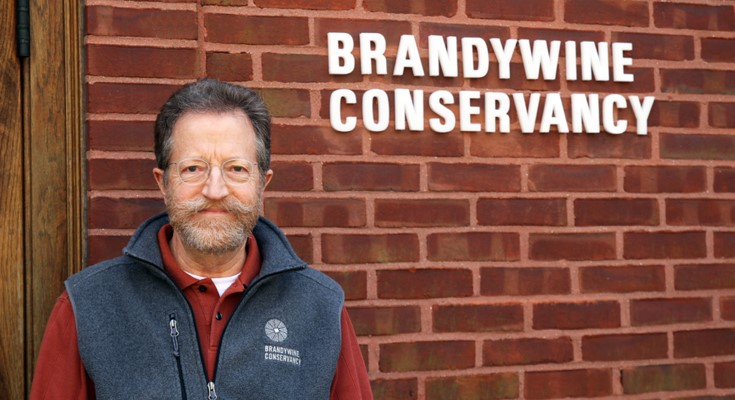 PA Chapter of the American Planning Association Awards Longtime Staff Member of Brandywine Conservancy
