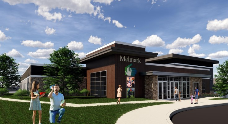 Melmark And Bancroft Construction Break Ground On New School Facility in Berwyn