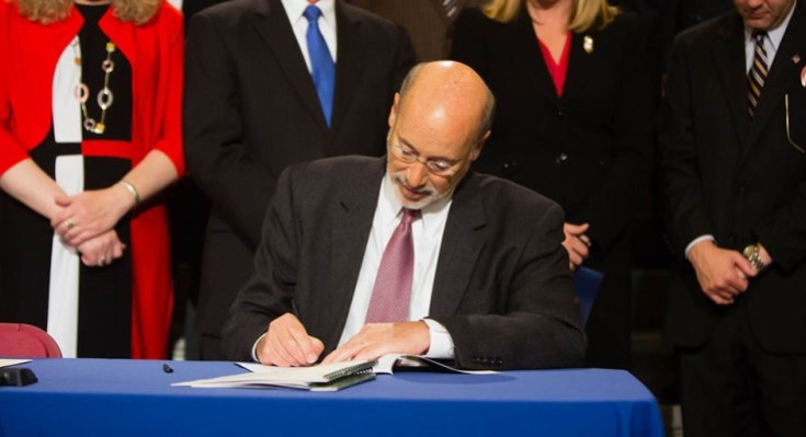 Gov. Wolf Signs 12th Renewal of Opioid Disaster Declaration as Work Continues to Fight Opioid Epidemic and COVID-19 Pandemic