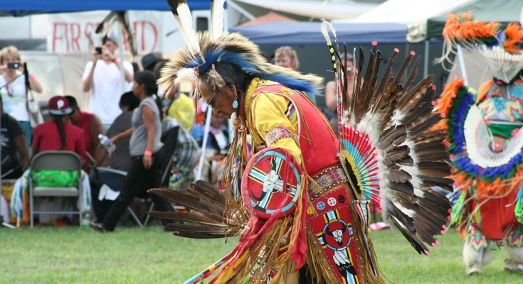 Pow Wow Liberty Park Pioneer Day Native American