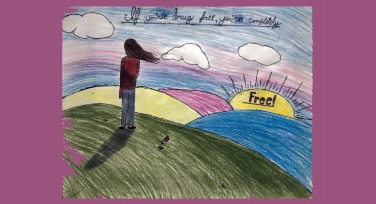 Local Chester County student wins OAG annual Calendar Contest