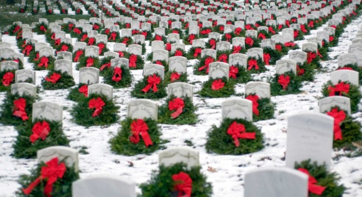 PA Soldiers and Sailors Home Celebrates Wreaths Across America