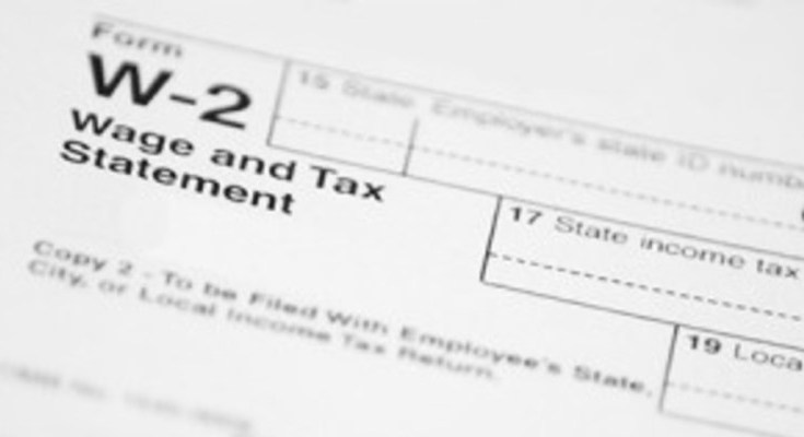Internal Revenue Service Remind Employers of Form W-2, Other Wage Statement Deadline