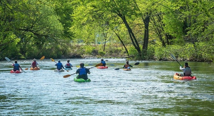 Voting Begins for Pennsylvania's 2021 River of the Year