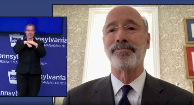 Gov. Wolf Initiates Transfer of $145 Million in Funds to Support Businesses Adversely Affected by COVID-19 Pandemic
