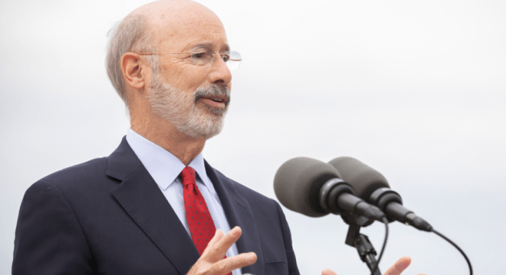 Gov. Wolf Releases Statement on Proposed Constitutional Amendments